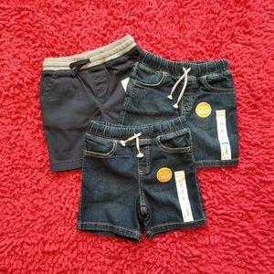 Jumping Beans Toddler Shorts Bundle